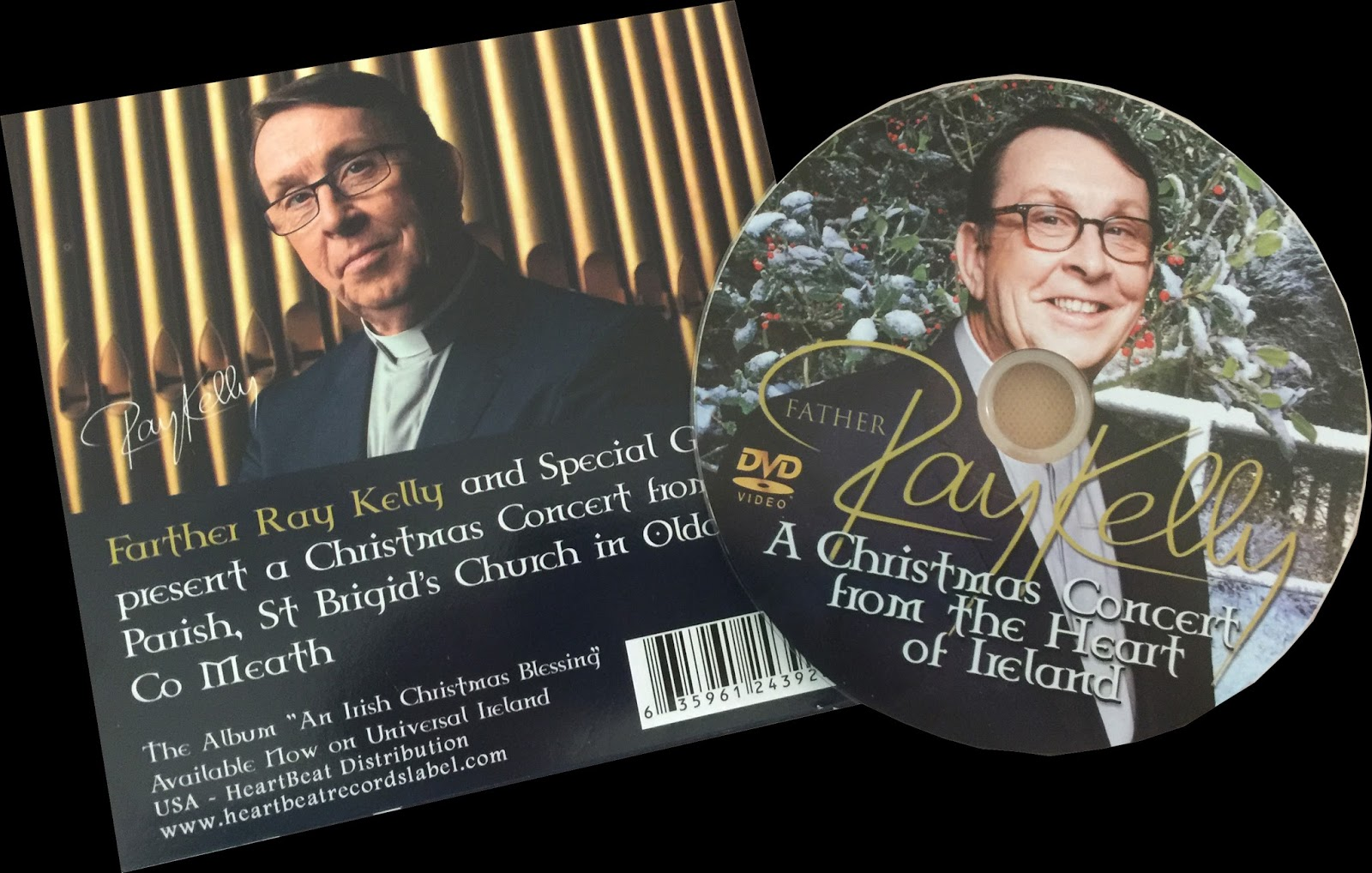 Father Ray Kelly News: DVD \