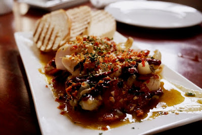 June Fernandez, Spicy Squid, Circa 1900 Casa Dos