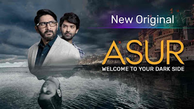 Asur S01 Hindi Complete WEB Series 720p HEVC x265