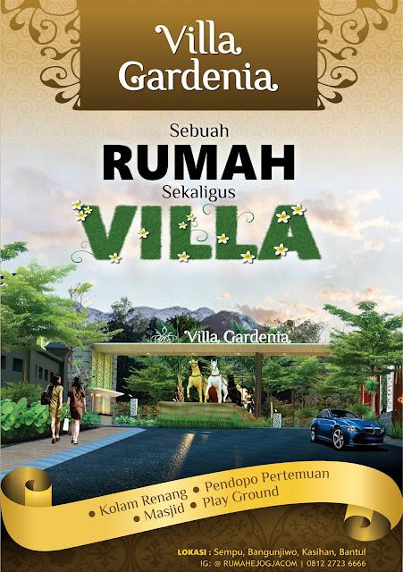 villa gardenia bantul jogja