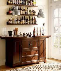 How to Properly Build a Home Bar