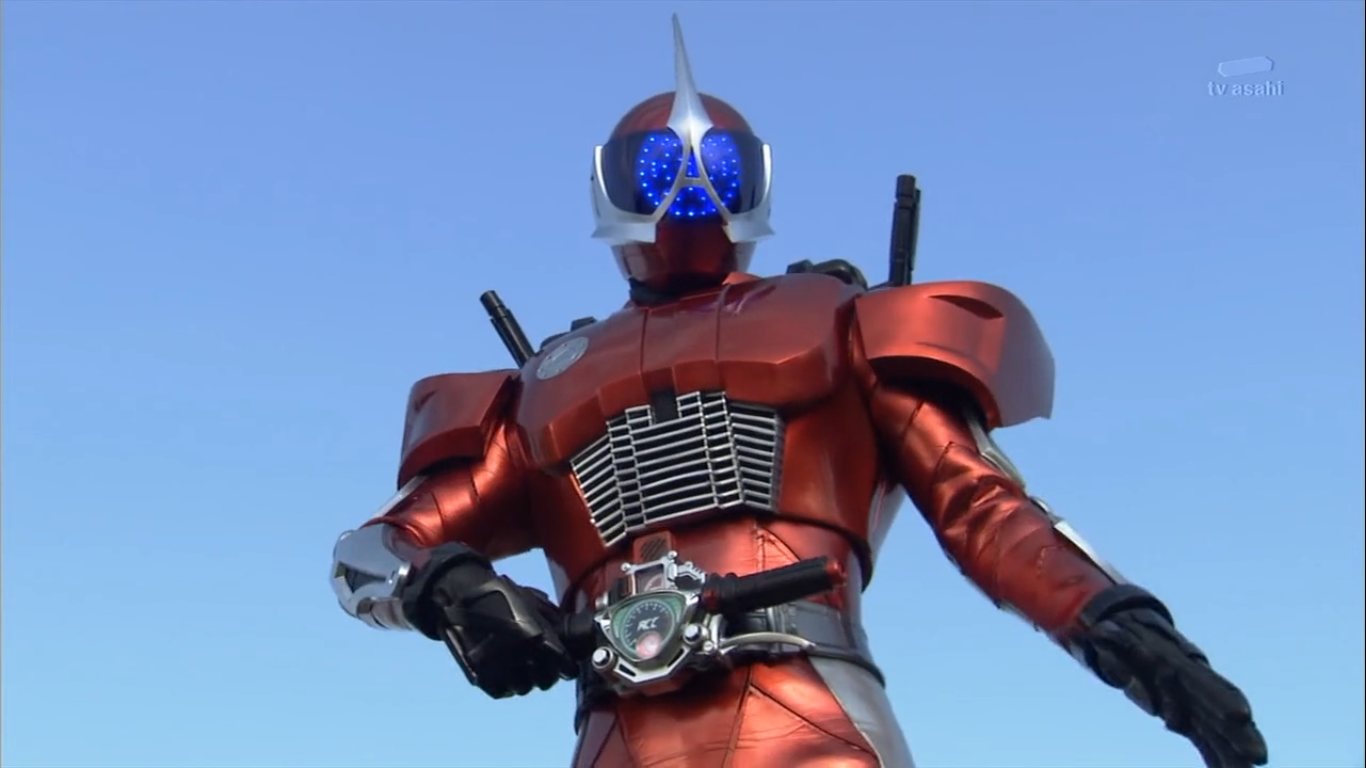 DEC168792 - KAMEN RIDER ACCEL KAMEN RIDER W S.H.FIGUARTS ...  Kamen Rider Accel