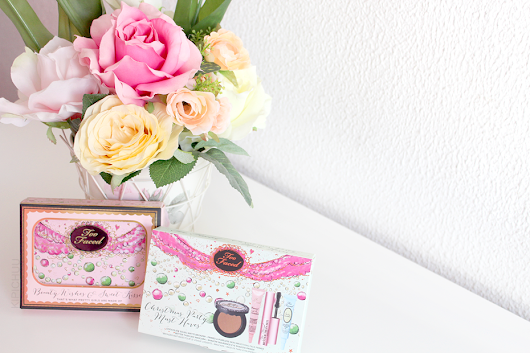 Too Faced: Christmas Collection 2014 - Little Haul