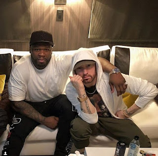 Watch Eminem,50 Cent and Dr Dre at Coachella 2018