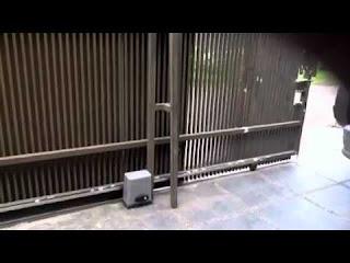 Penempatan pagar otomatis