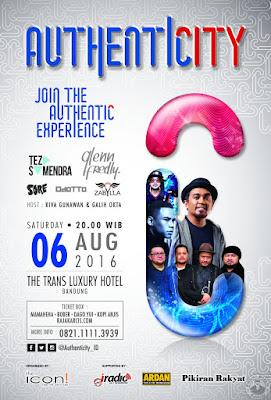 Authenticity, Festival Keberagaman Musik Indonesia