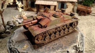Warlord Games Sturmgeschütz (StuG) III