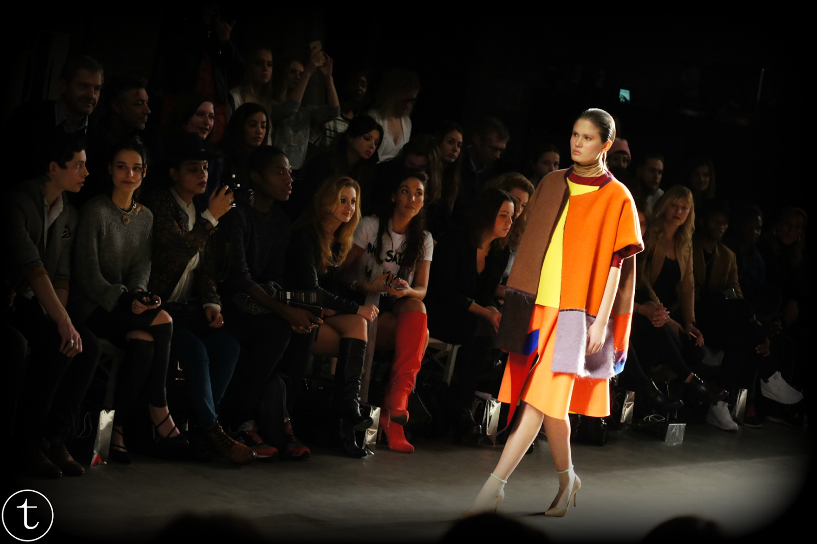 smaranda almasan fashion week amsterdam