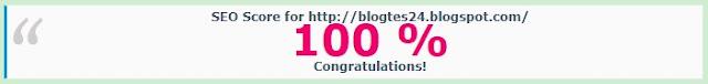 SEO Reports for blogtes24.blogspot.com