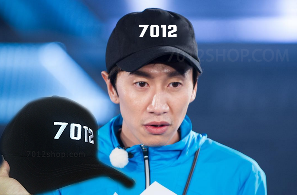 Mũ lưỡi trai Running Man 7012 cao cấp