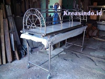 Jasa pembuatan Kurung Batang Stainless di Depok dan sekitarnya