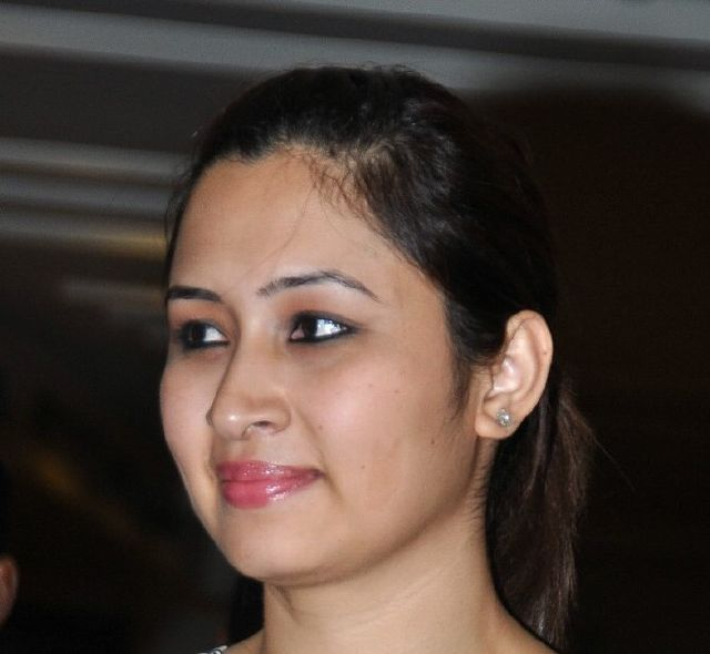 Badminton Player Jwala Gutta Funny Face Expressions