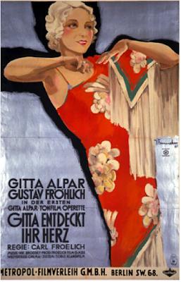 Poster by Josef Fenneker
