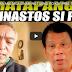 Matapang na Netizen Binastos si President Duterte, Di Masikmura ang Sinabi Niya