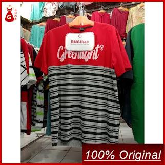 CBT2005 Kaos Pria Greenman Merah BMGShop