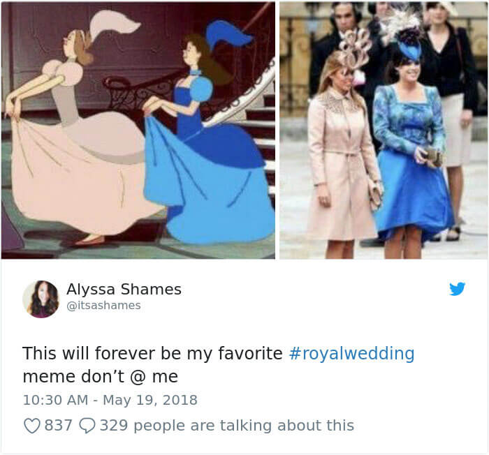 Incredibly Funny Reactions To The Royal Wedding Are Going Viral