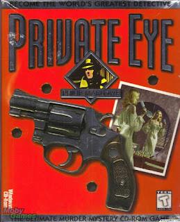 Cover de Private Eye