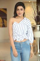 Avantika Mishra in One Shoulder Crop Top and Denim Jeggings ~  Exclusive 037.JPG