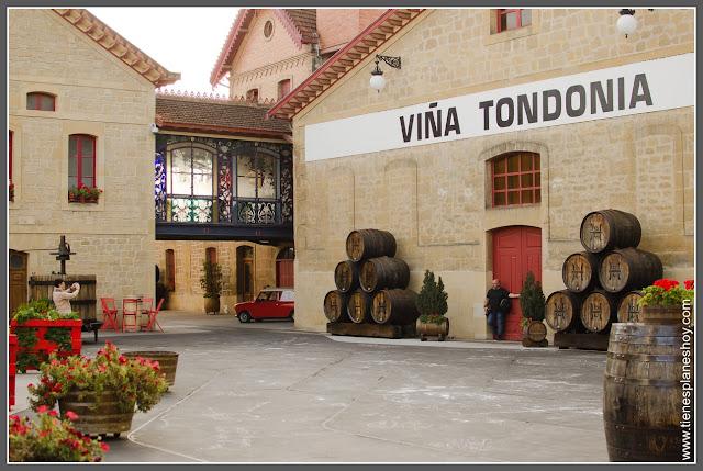 Bodega Viña Tondonia La Rioja