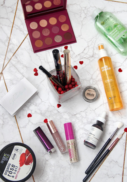 Ulubieńcy kosmetyczni 2018 | Makijaż + pielęgnacja
