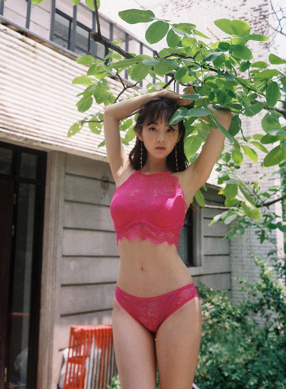 Korean Model Lee Chae Eun in Lingerie Set August 2017 Lingerie Lee Chae Eun Korean Pictures Korea Fashion 2017