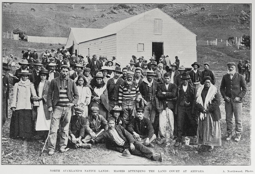 Maori Origins: Amanuensis Monday:- Māori Land Court Minute Books