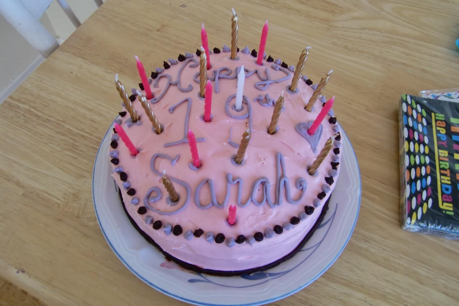 Tipsy Tuesday: 19th Birthday Shenanigans!
