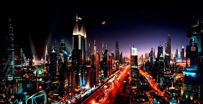 Best Things to Do in Dubai at Night!