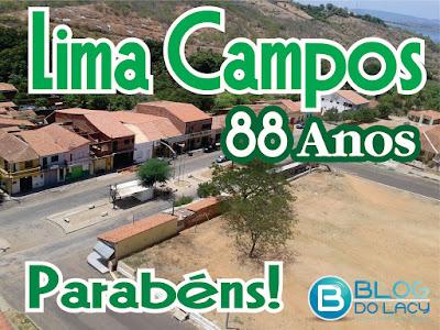 LIMA CAMPOS 88 ANOS