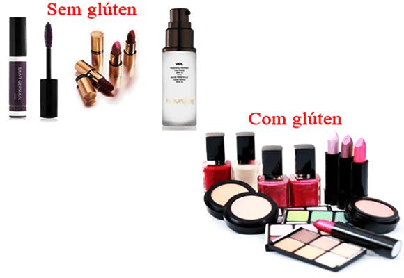 Higiene-maquiagens