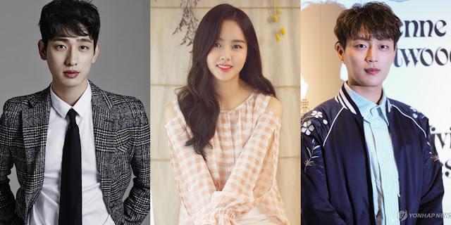 KBS新月火劇《Radio Romance》尹斗俊、金所炫、尹博合作演出