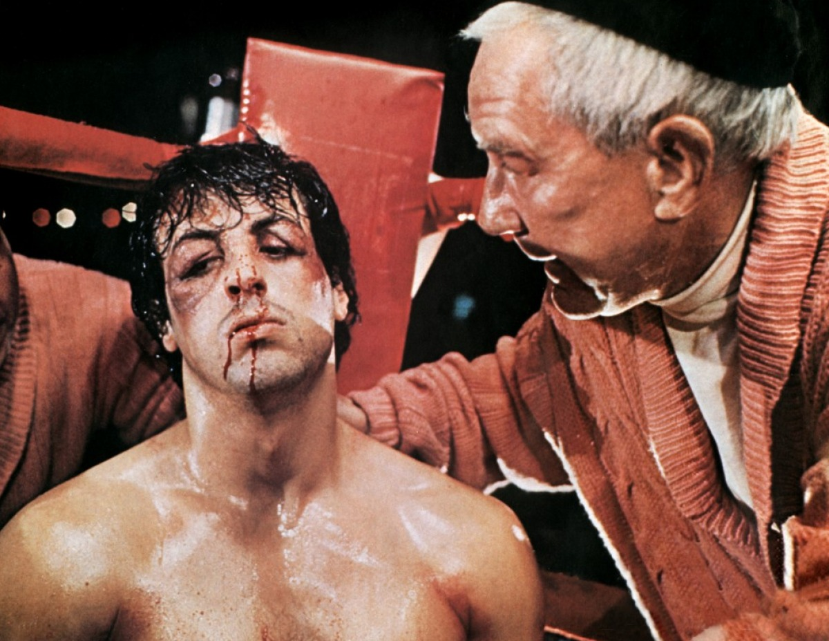 The Ace Black Blog: Movie Review: Rocky (1976)
