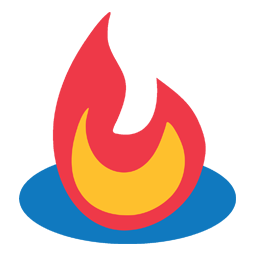 Preview of Feed burner icon