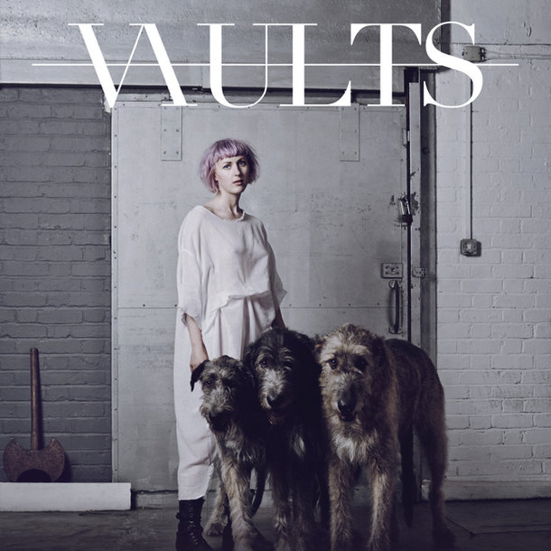 Vaults - Cry No More