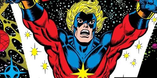 Jenis-jenis Captain Marvel