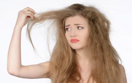 Cara Melembabkan Dan Mengatasi Rambut Kering
