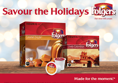 Coffee Coupon- Save on Folgers K-Cups