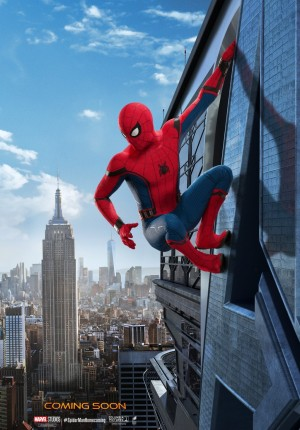 SINOPSIS Spiderman: Homecoming (2017)