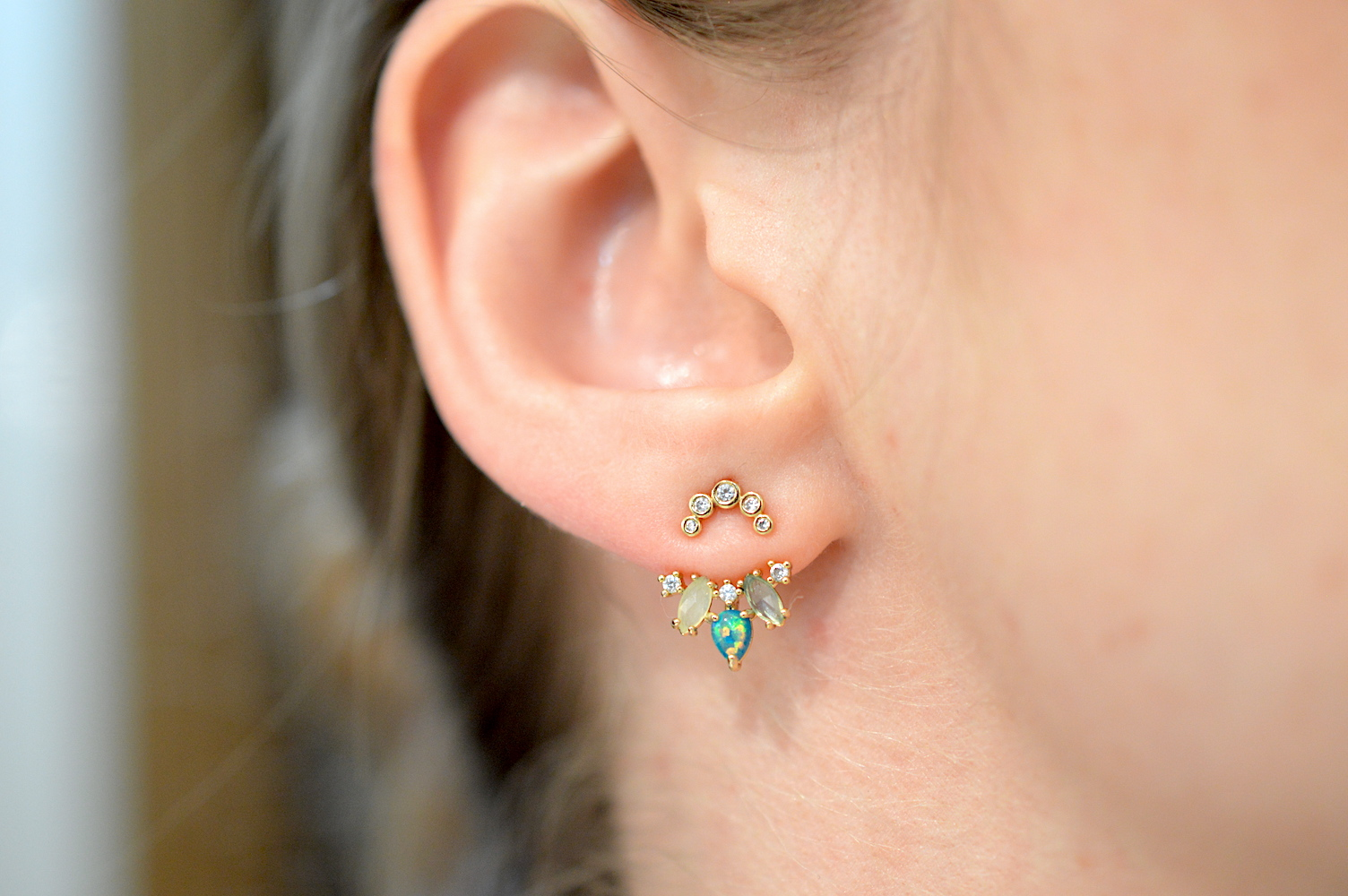 Anthropologie ear Jackets