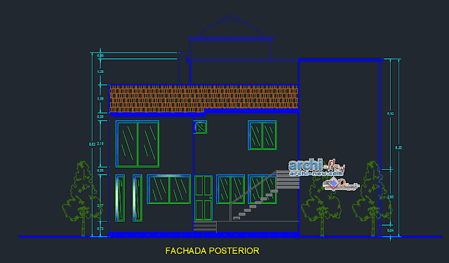 House compartment Dwg