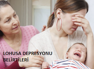 Lohusa Depresyonu Belirtileri