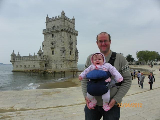 Viajar con bebé es posible