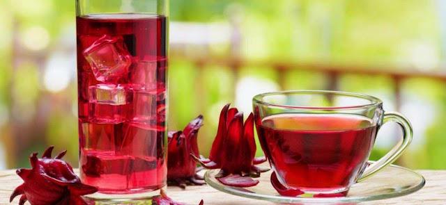 تعرفوا على فوائد مشروب الكركديه البارد خلال الإفطار مع طريقة تحضيره