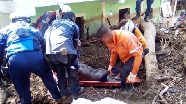 Lluvias en Puerto Carayaca reviven tragedia de Vargas
