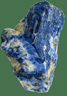 roca de lapislazuli piedra | foro de minerales