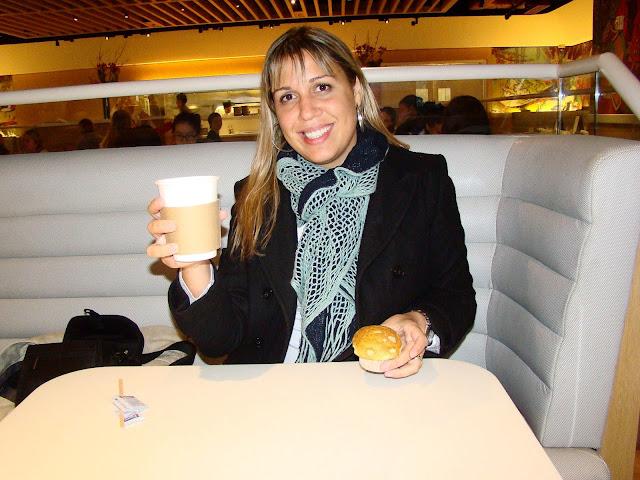 NEW YORK - CAFÉ DA MANHÃ YOTEL