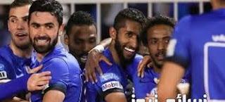 موعد مباراة الهلال وأحد مساء السبت 23-3-2019 ضمن الدوري السعودي والقنوات الناقلة
