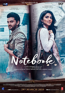 Notebook Movie Budget, Screens & Box Office Collection India, Overseas, WorldWide