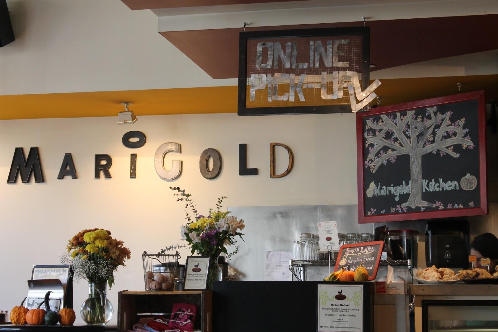 Indulge Inspire Imbibe Marigold Kitchen  Madison