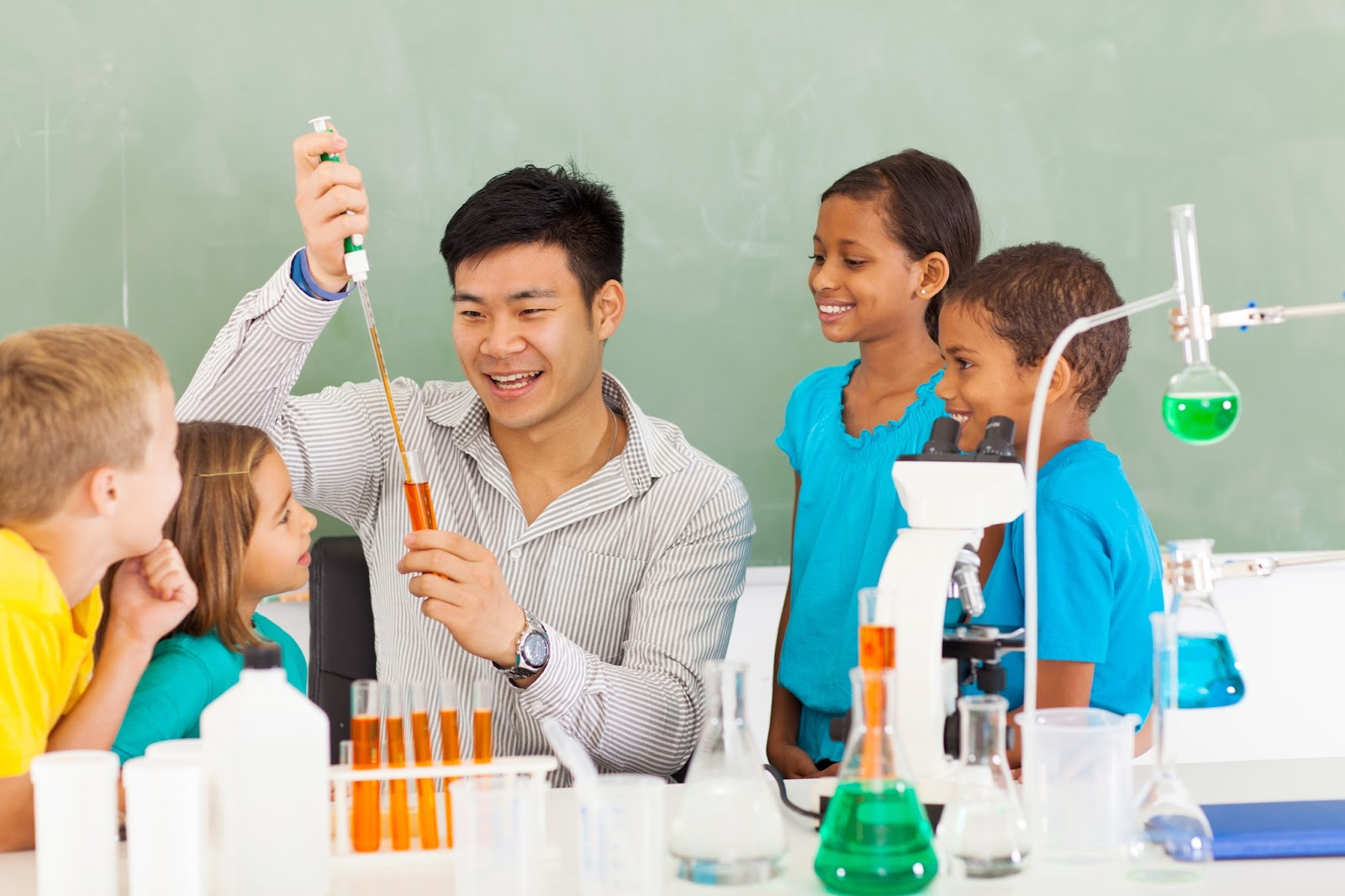 teachers science lab learning students chemistry paradise planning classrooms